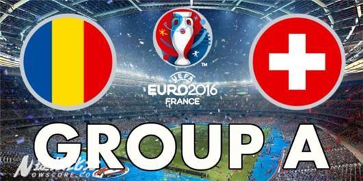 欧洲杯分组