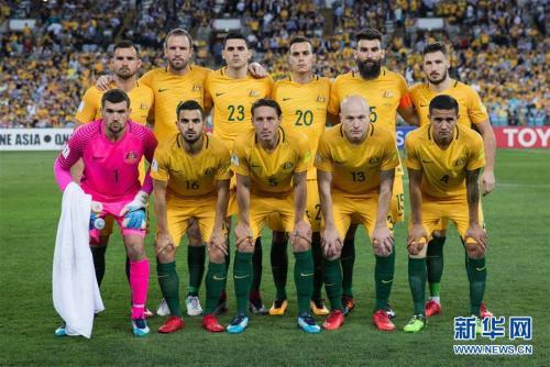 澳大利亚足球视频集锦