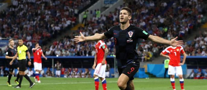 克罗地亚vs英格兰