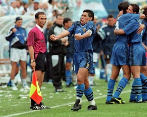 阿根廷vs美国