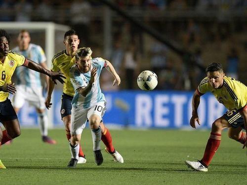 阿根廷vs哥伦比亚