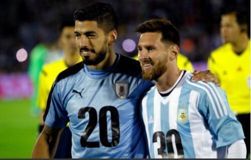 阿根廷vs乌拉圭