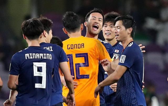 日本vs卡塔尔